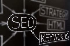 SEO-Keyword Diagram