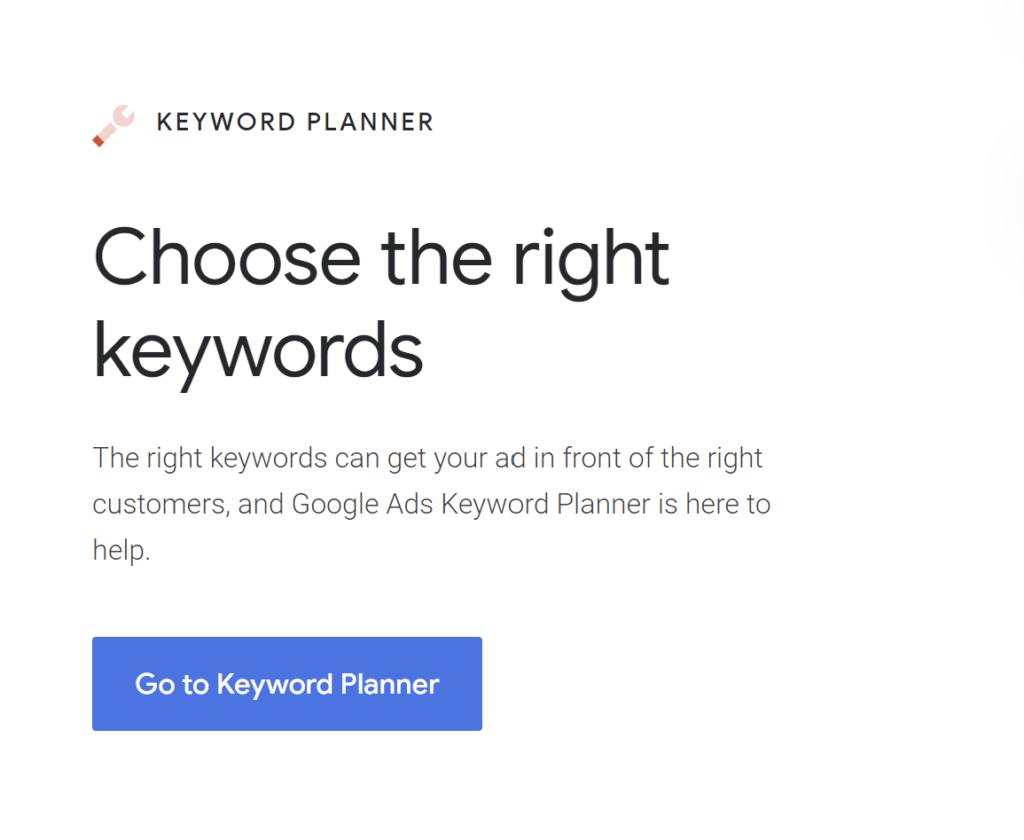 The Google Key Word Planner is one of many tools that is useful to do Key Word research to optimize your website with high-ranking organic key words.