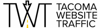 Tacoma Website Traffic Logo